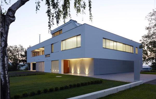 büro- und wohnhaus mayerhofer