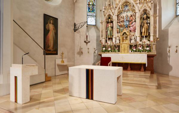 altarraumgestaltung