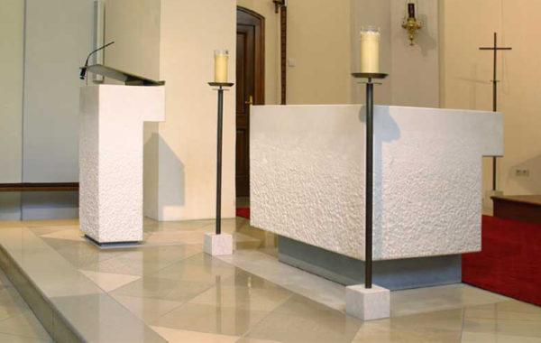 altargestaltung